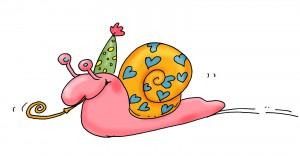 10 party snail