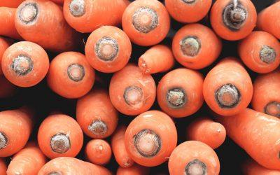 Seasonal Sunday: Carrots