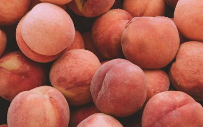 Seasonal Sunday: Peaches